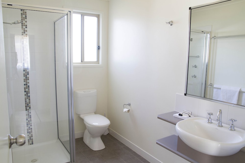 Bathroom, Discovery Parks - Dubbo