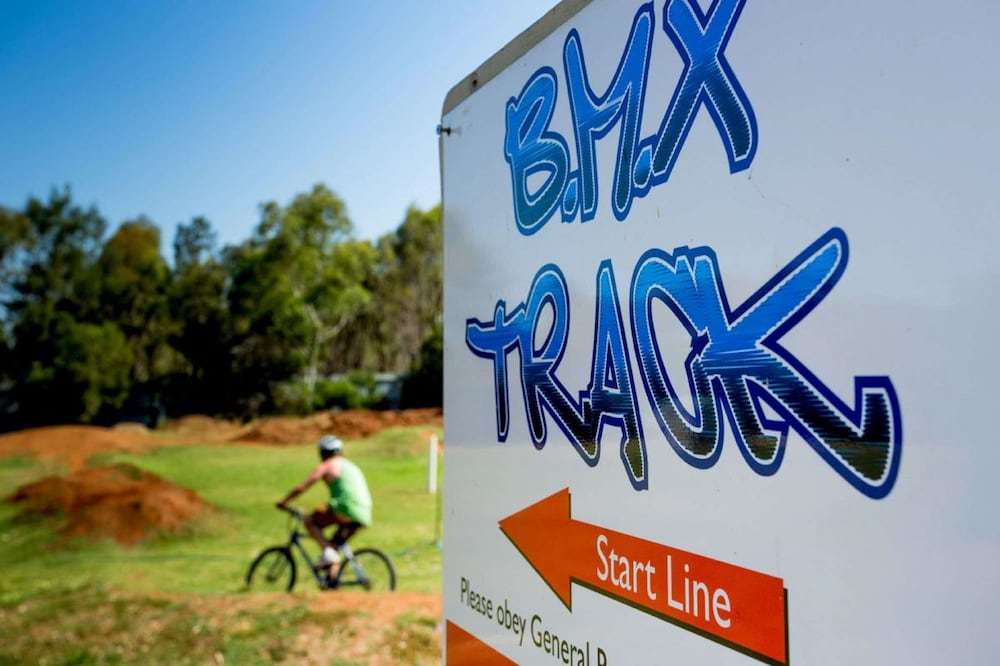 Bicycling, Discovery Parks - Dubbo