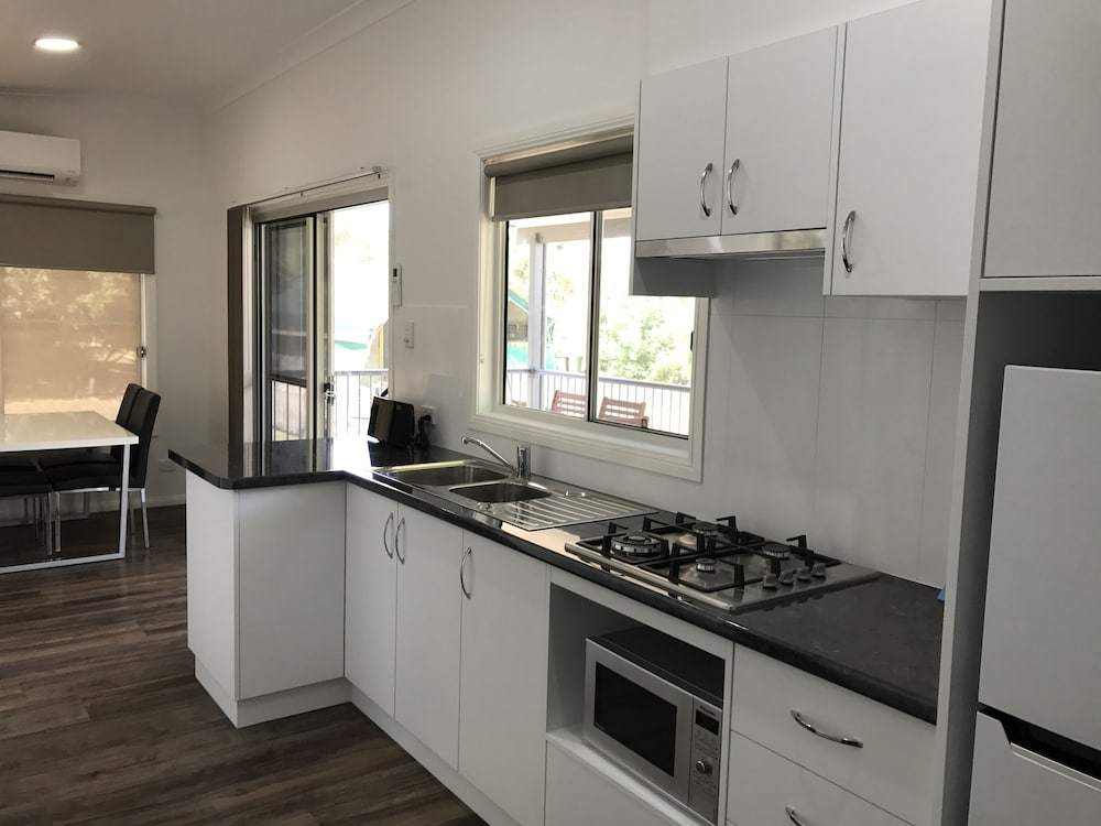 Private Kitchen, Discovery Parks - Dubbo
