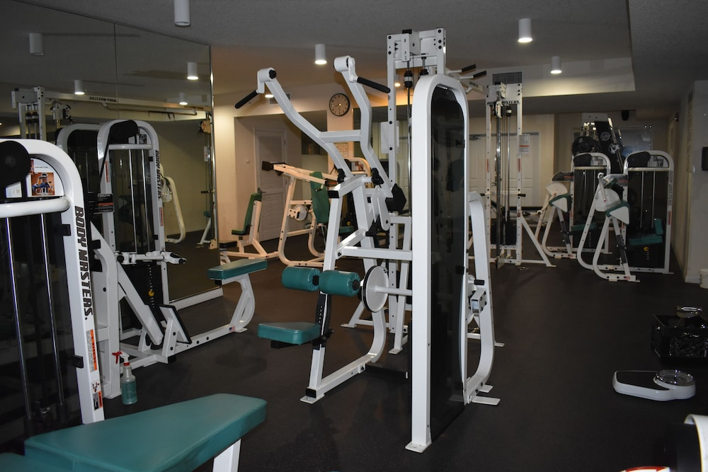 Fitness Facility, Destin West Vacations