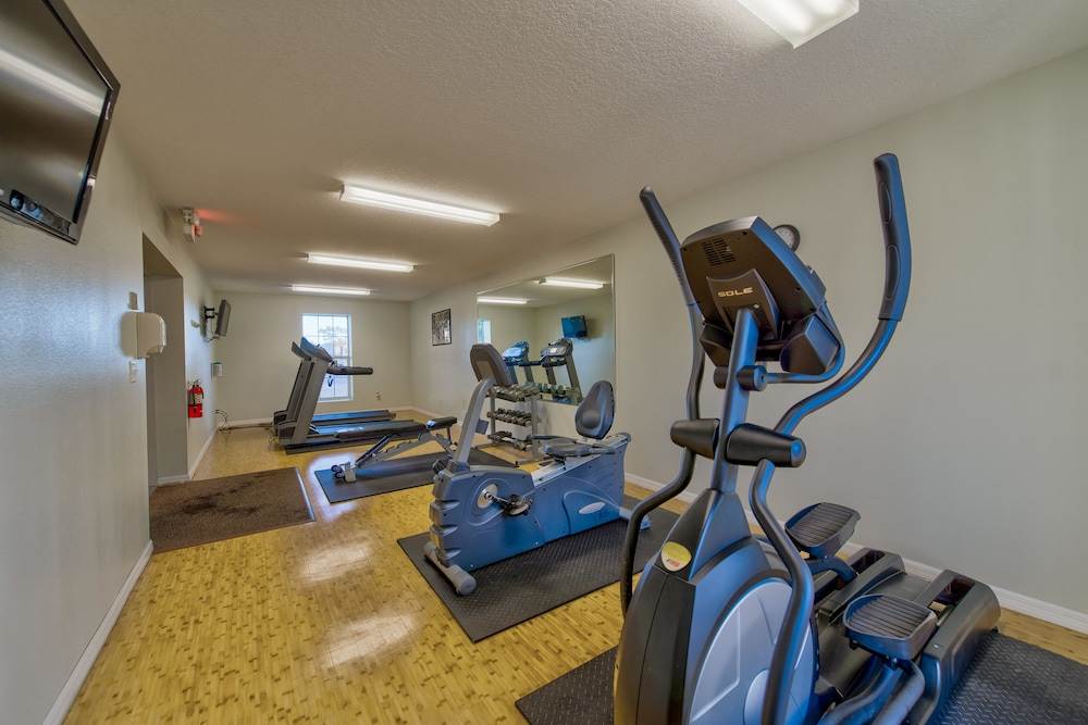 Fitness Facility, Blueberry Hill RV Resort