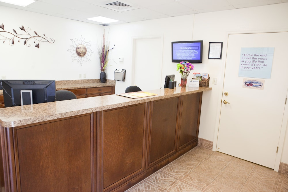 Reception, Blueberry Hill RV Resort