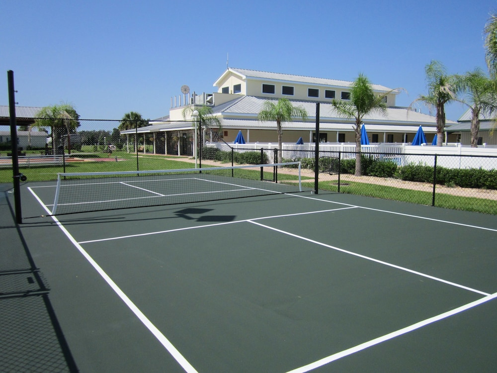 Sports Facility, Blueberry Hill RV Resort