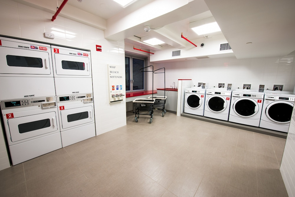 Laundry Room, Hotel Beacon