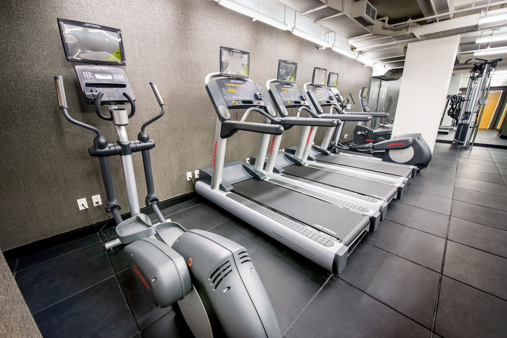 Fitness Facility, Hotel Beacon
