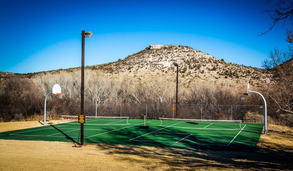 Sport Court, Verde Valley RV & Camping Resort, a Thousand Trails Property