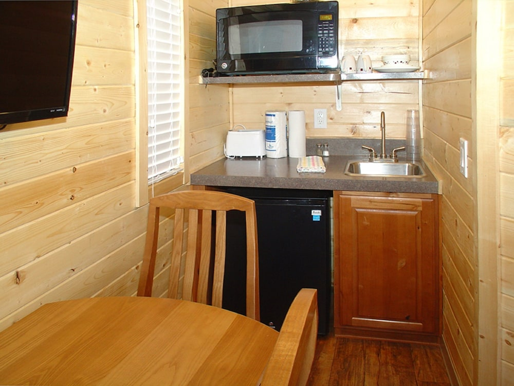 Private Kitchenette, Verde Valley RV & Camping Resort, a Thousand Trails Property