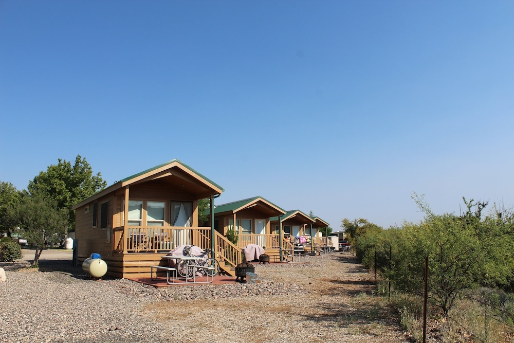 Room, Verde Valley RV & Camping Resort, a Thousand Trails Property