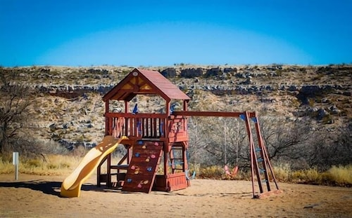 Children's Play Area - Outdoor, Verde Valley RV & Camping Resort, a Thousand Trails Property