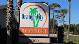 Orange City RV Resort - Orange City Hotels