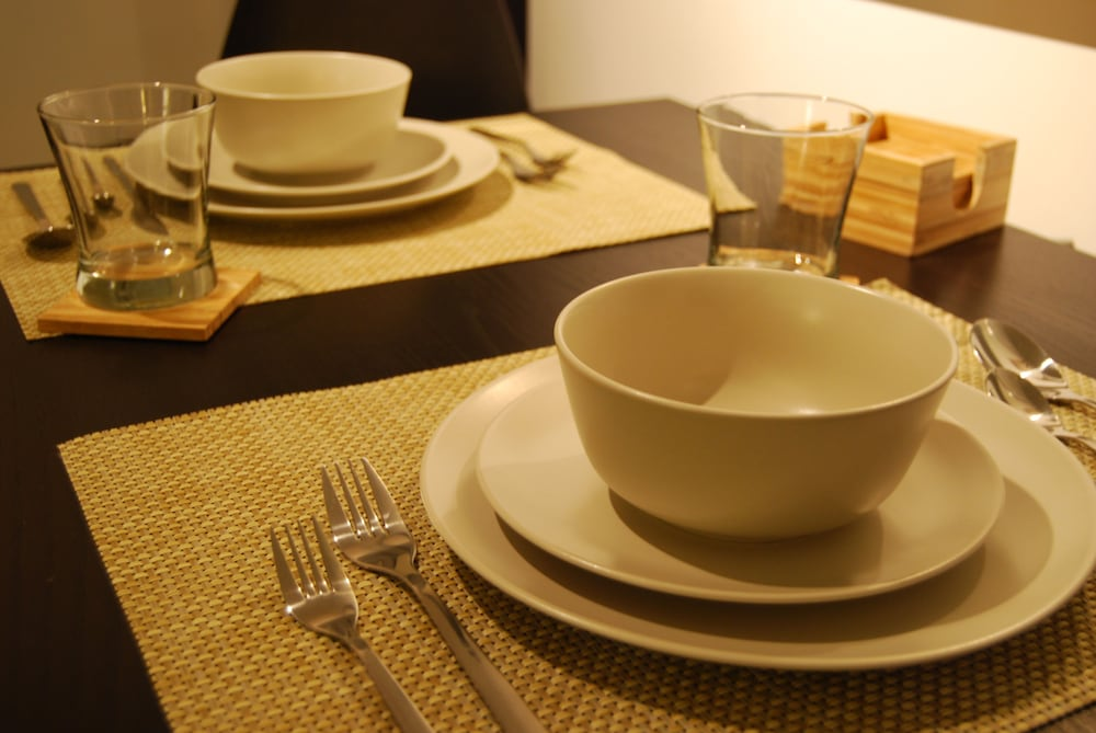 In-Room Dining, BCA Furnished Apartments