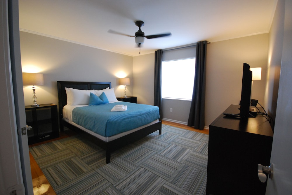 Room, BCA Furnished Apartments