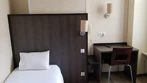 Literie de qualité supérieure, chambres insonorisées, Wi-Fi gratuit