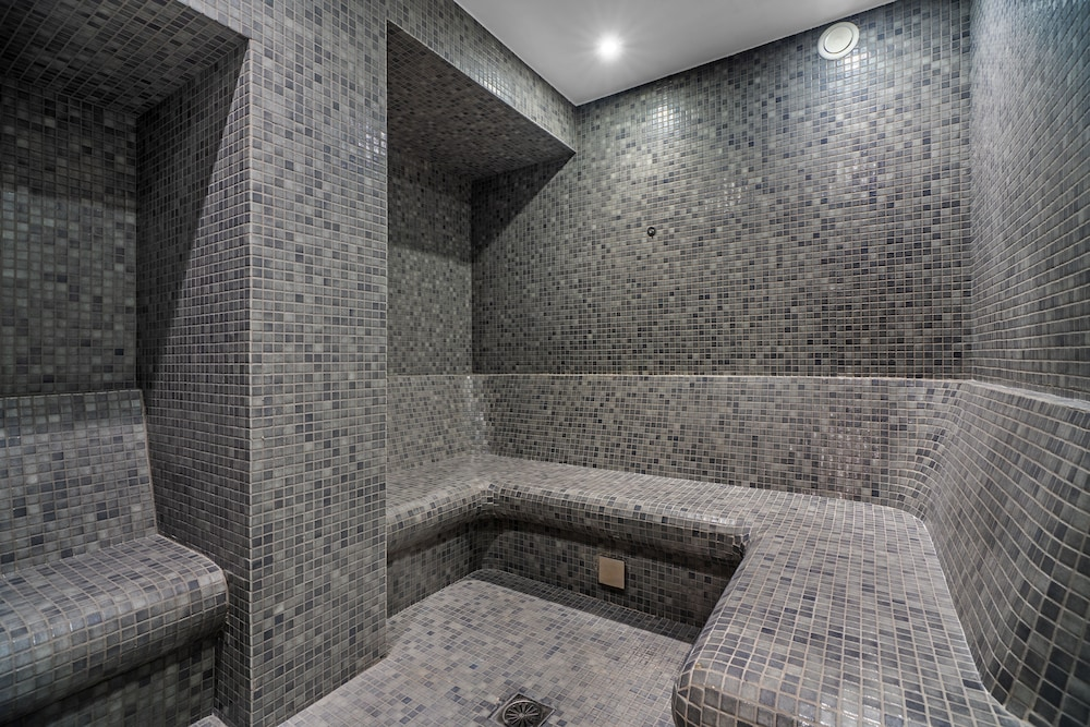 Steam Room, Glyfada Riviera Hotel