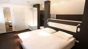 Hochwertige Bettwaren, Pillowtop-Betten, individuell dekoriert