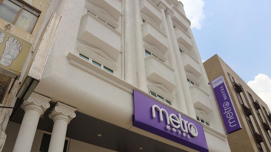 Hotel Metro at KL Sentral