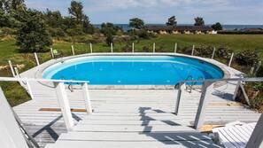Udendørs pool, liggestole