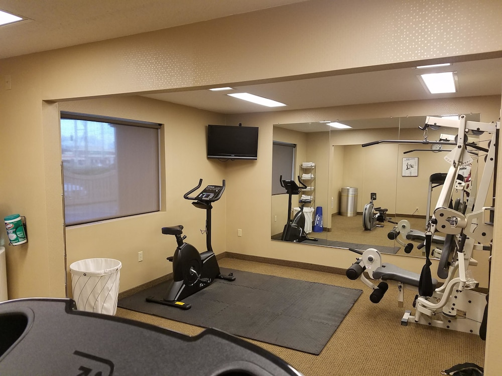 Fitness Facility, Best Western Plus Rivershore Hotel