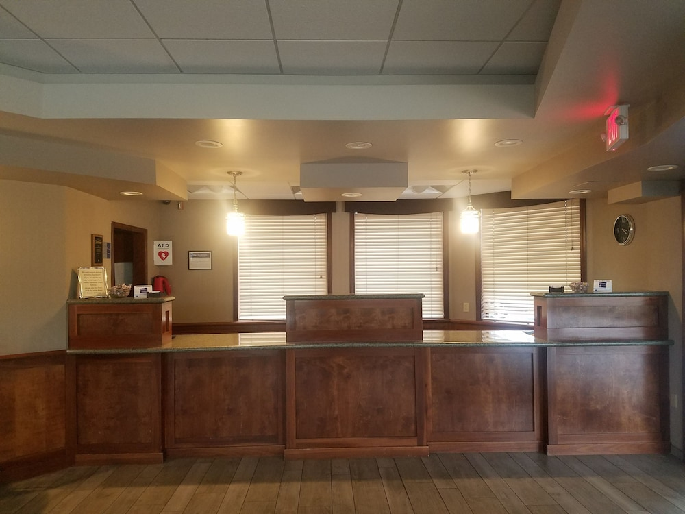 Check-in/Check-out Kiosk, Best Western Plus Rivershore Hotel
