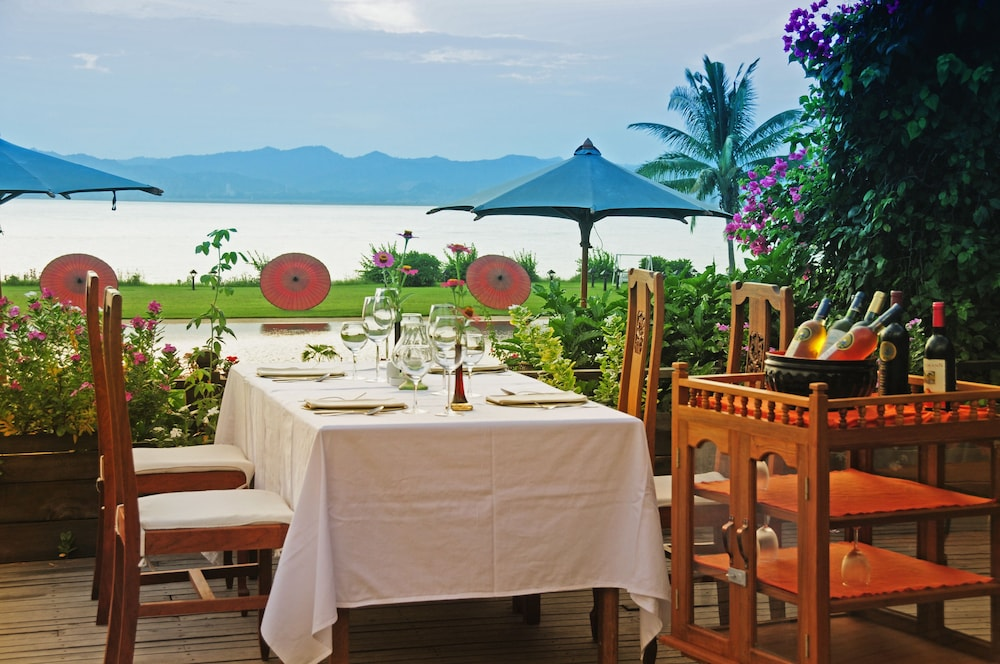 Outdoor Dining, Bagan Thiripyitsaya Sanctuary Resort