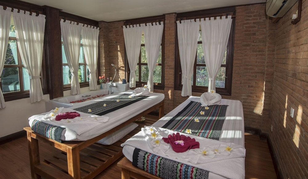 Spa, Bagan Thiripyitsaya Sanctuary Resort