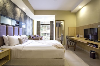 Cabin in private dhaka restaurant Dera Resort