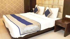 高档床上用品、Select Comfort 床、客房内保险箱、特色装修