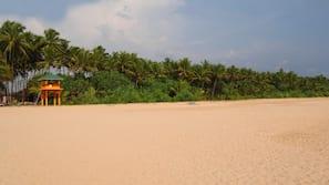 Private beach, waterskiing, windsurfing, surfing