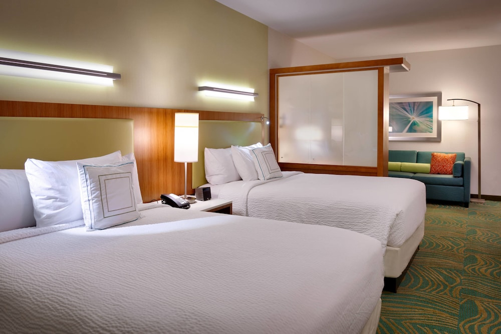 Room, Springhill Suites Houston I-45 North