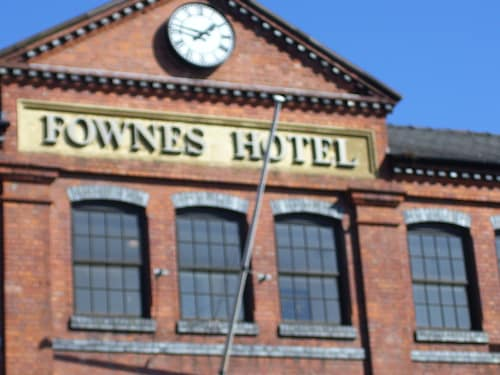 Fownes Hotel Worcester