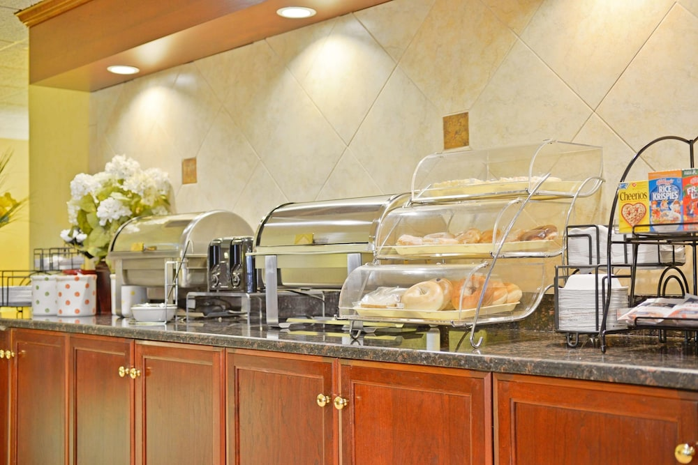 Breakfast buffet, Best Western Hopkinsville