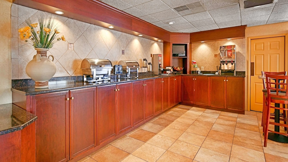 Breakfast Area, Best Western Hopkinsville