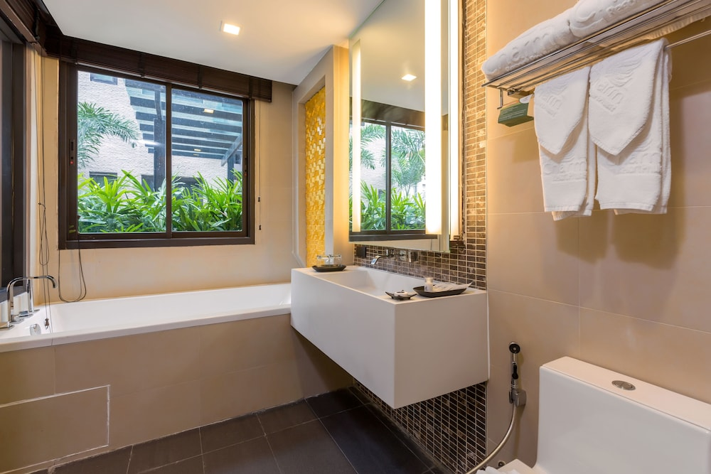 Bathroom Amenities, The Charm Resort Phuket