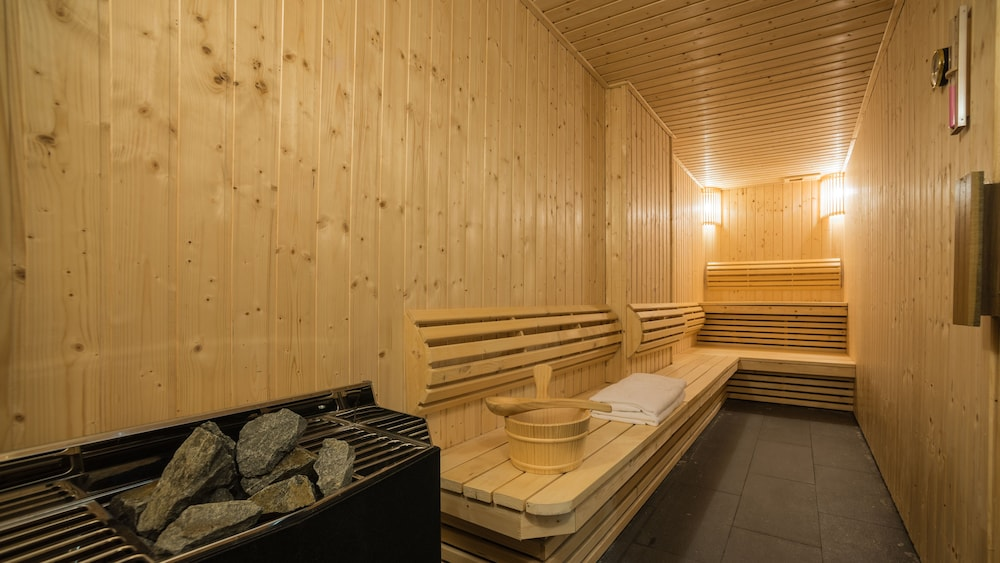 Sauna, The Charm Resort Phuket