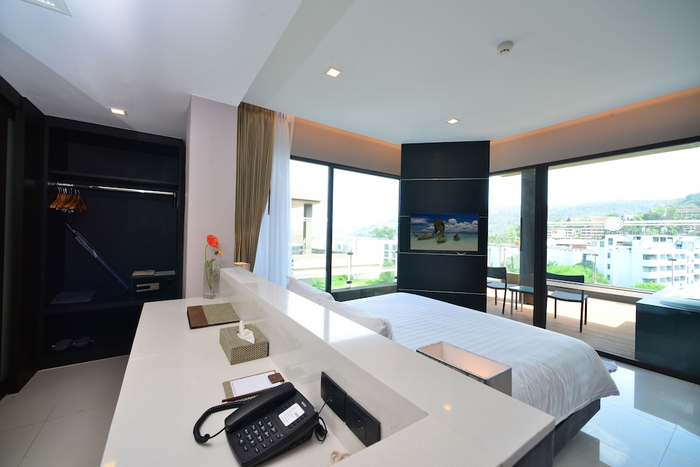 Room Amenity, The Charm Resort Phuket