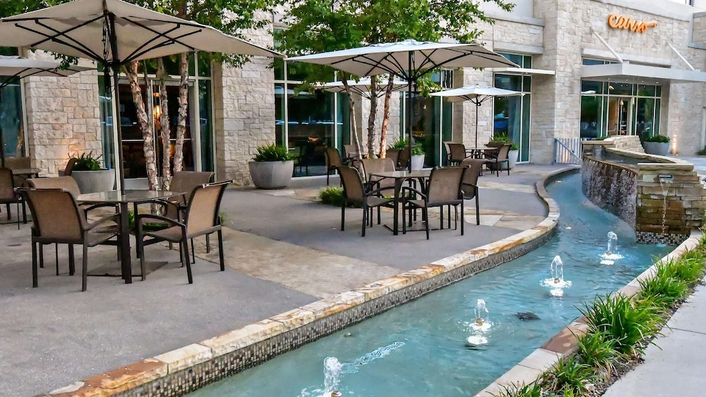 Terrace/Patio, Hilton Dallas/Plano Granite Park