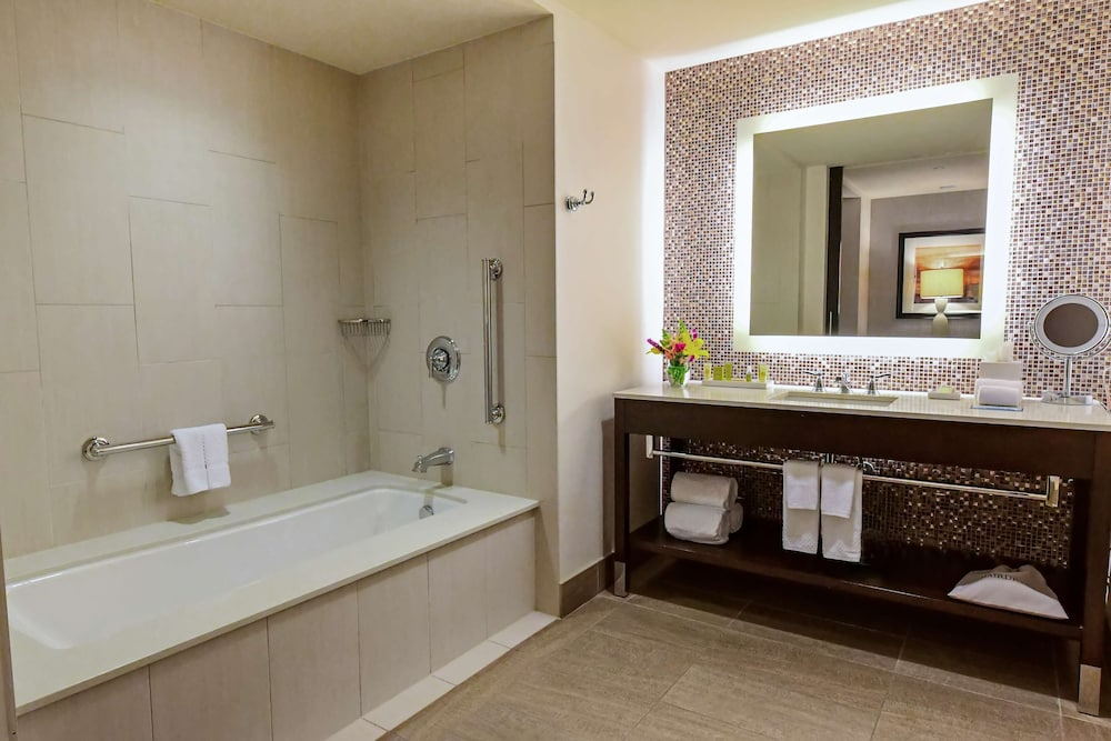 Bathroom, Hilton Dallas/Plano Granite Park