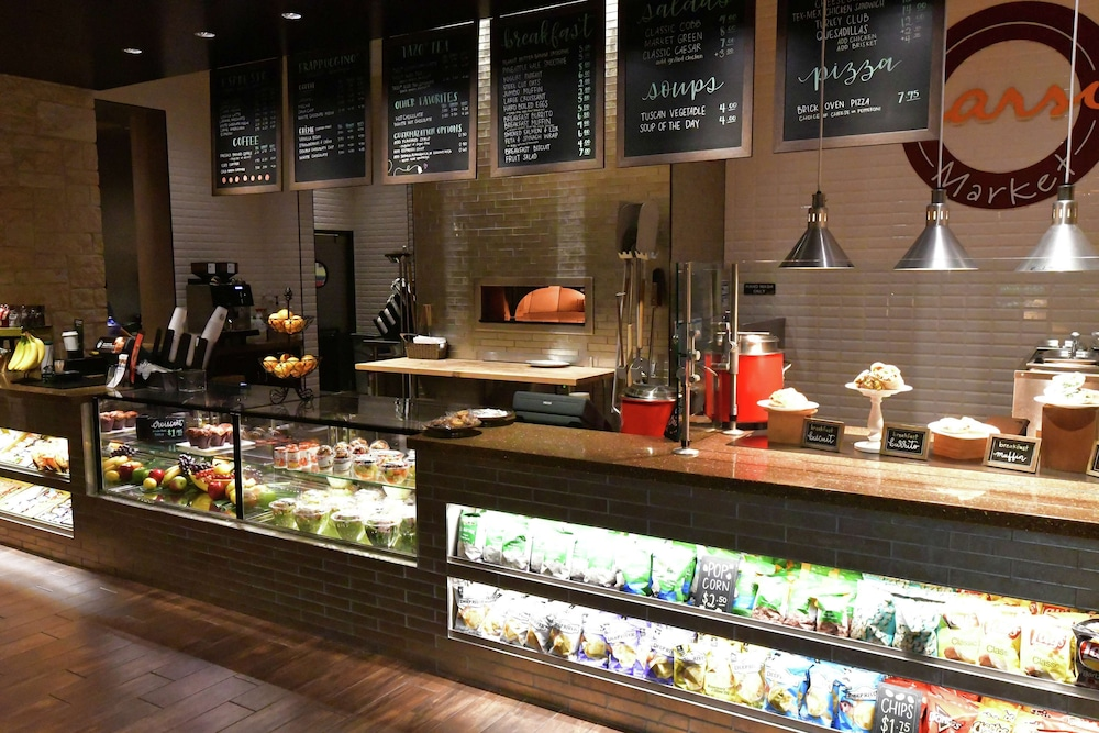 Snack Bar, Hilton Dallas/Plano Granite Park