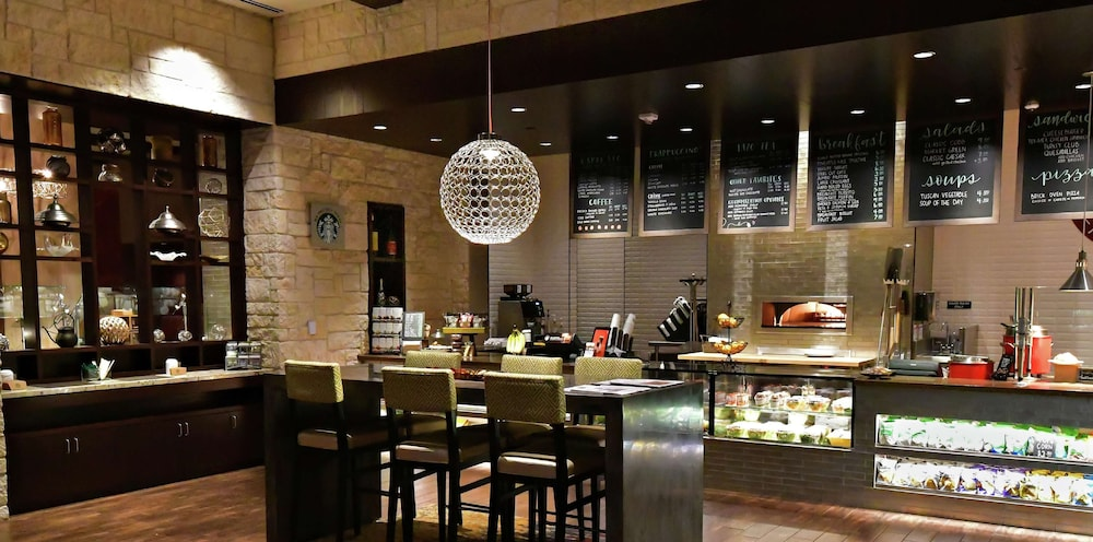 Restaurant, Hilton Dallas/Plano Granite Park