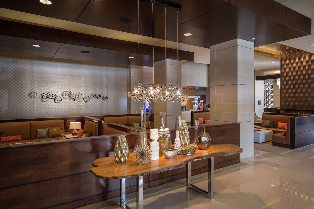 Lobby, Hilton Dallas/Plano Granite Park