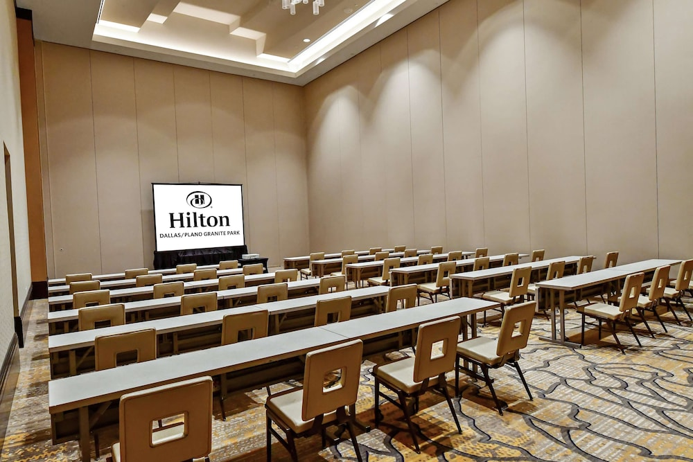 Meeting Facility, Hilton Dallas/Plano Granite Park