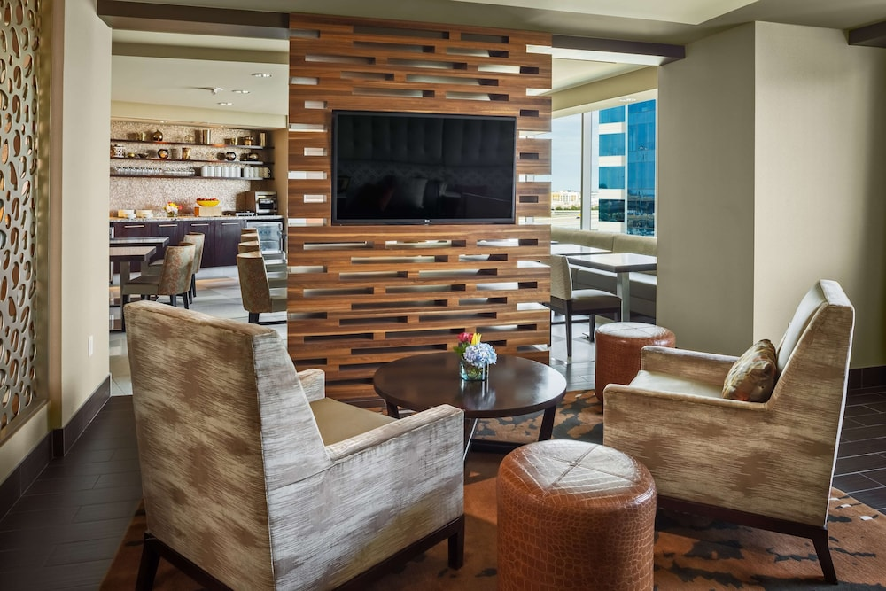 Executive Lounge, Hilton Dallas/Plano Granite Park