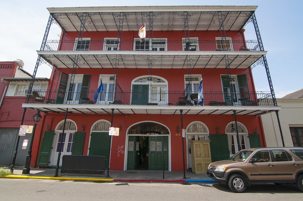 Book the saint philip hotel new orleans hotel deals for Hotels orleans