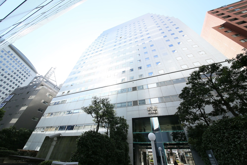 Exterior, Shinjuku Washington Hotel Annex