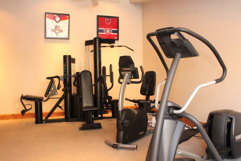 Fitness Facility, Vail International Condominiums
