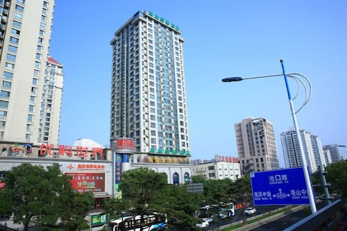 GreenTree Inn Weihai North Qingdao Road Express Hotel