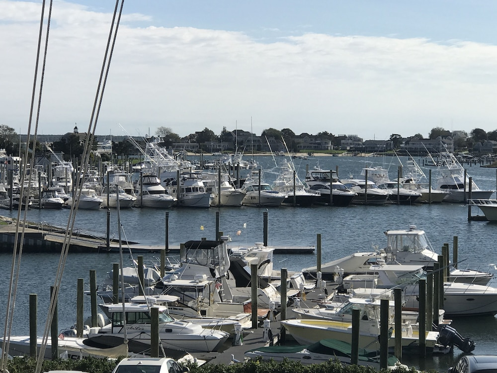 View from Room, Anchor In Distinctive Waterfront Lodging