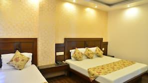 In-room safe, desk, blackout drapes, rollaway beds