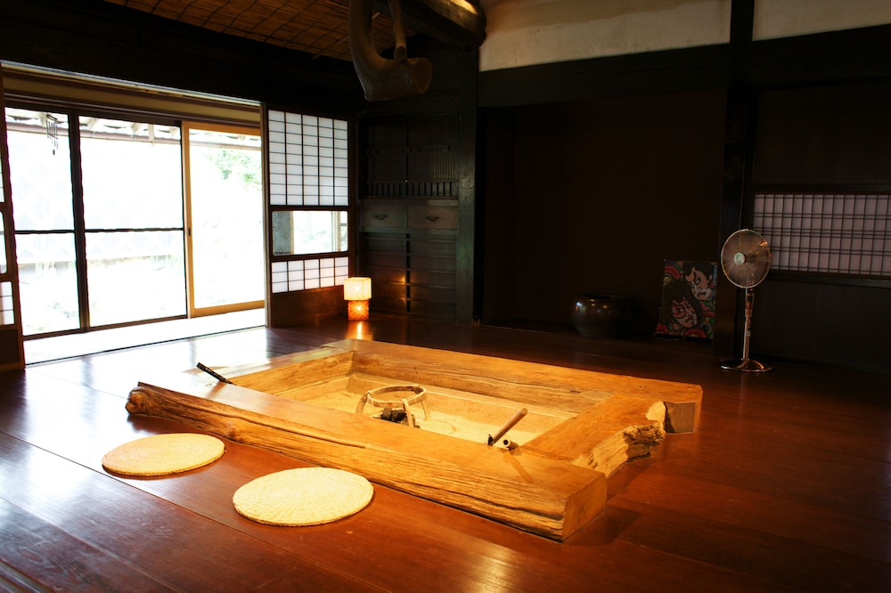In-Room Dining, Miyama Futon & Breakfast Thatched Cottages