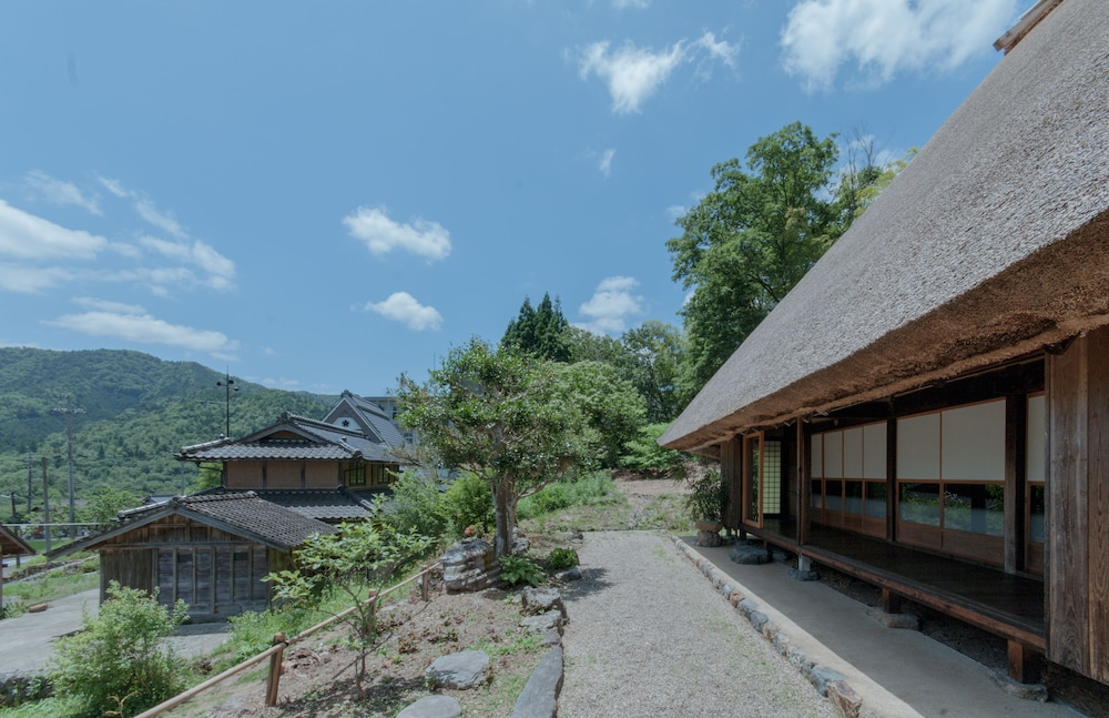 Exterior, Miyama Futon & Breakfast Thatched Cottages